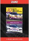 WSC 1987 1000km Silverstone Duke Archive DVD