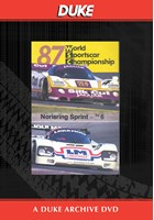 WSC 1987 Norisring Sprint Duke Archive DVD