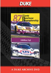 WSC 1987 1000km Fuji Duke Archive DVD