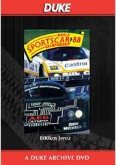 WSC 1988 800km Jerez Duke Archive DVD
