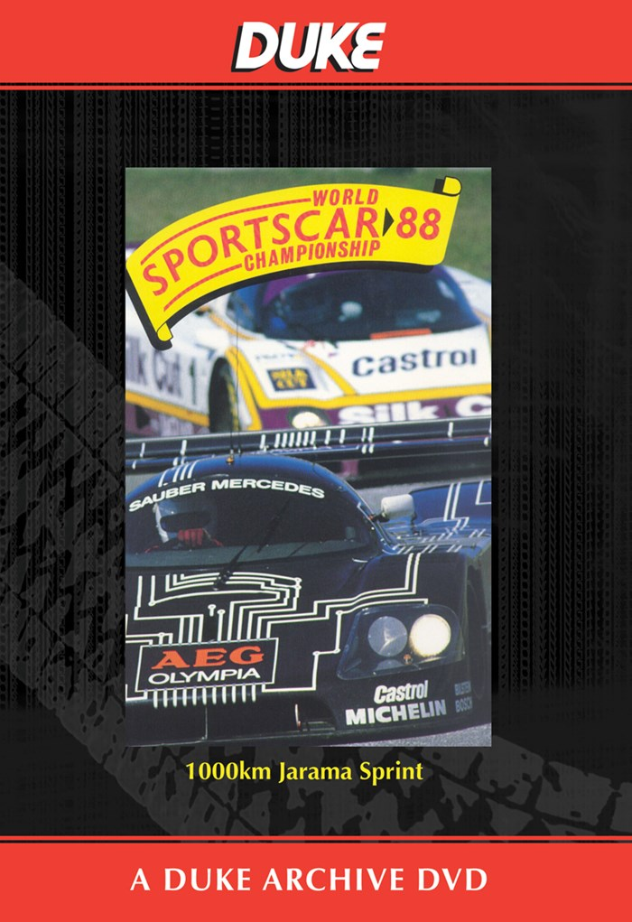 WSC 1988 Jarama Sprint Duke Archive DVD