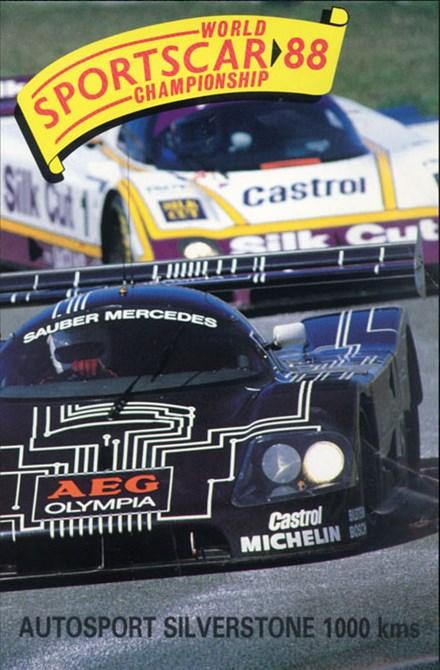 WSC 1988 1000km Silverstone Download