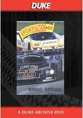 WSC 1988 1000km Brno Duke Archive DVD