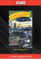 WSC 1988 1000km Brands Hatch Duke Archive DVD
