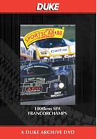 WSC 1988 1000km Spa Francorchamps Duke Archive DVD