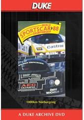 WSC 1988 1000km Nurburgring Duke Archive DVD