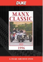 Manx Classic Car Sprint 1996 Duke Archive DVD