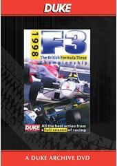 British F3 Review 1998 Duke Archive DVD