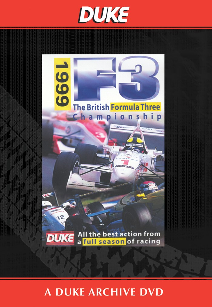 British F3 Review 1999 Duke Archive DVD