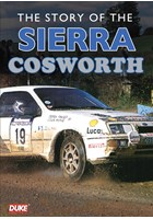Sierra Cosworth Story DVD