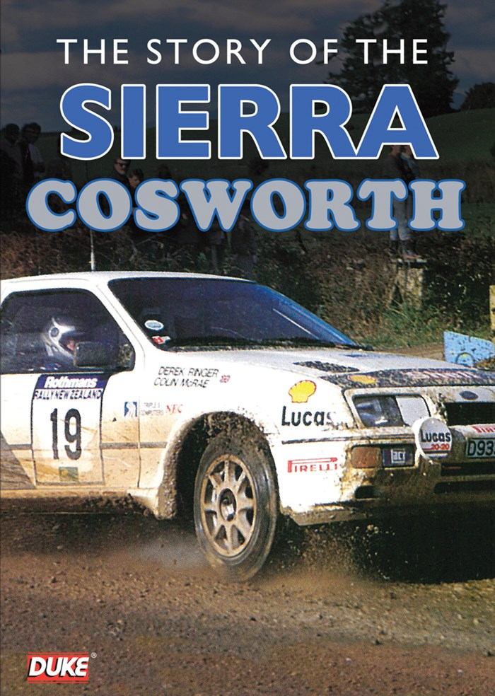 The Story Of The Sierra Cosworth DVD