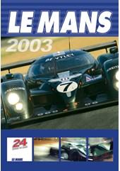 Le Mans 2003 NTSC DVD
