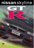 Nissan Skyline GT-R DVD