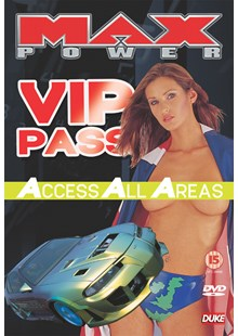 Max Power Vip Pass DVD