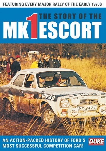 The Story of the Mk 1 Escort DVD - click to enlarge