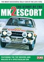 The Story of the Mk 2 Escort DVD