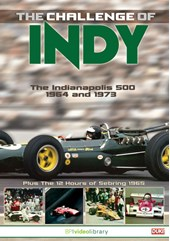 The Challenge of Indy DVD