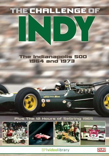 The Challenge of Indy DVD - click to enlarge
