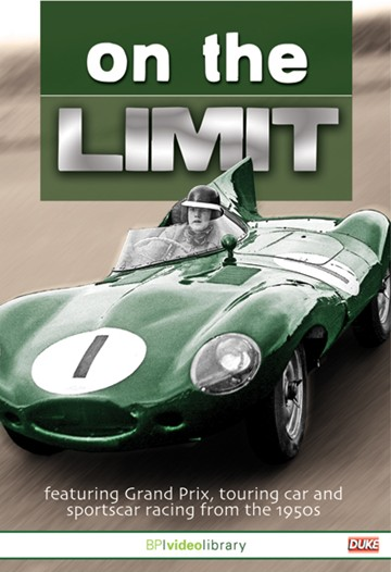On the Limit DVD - click to enlarge