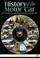 The History of the Motor Car From the Dawn of Motoring to the Mini Download