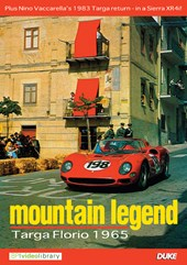 Mountain Legend DVD