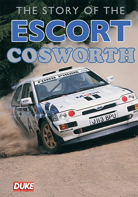 Story of the Escort Cosworth DVD