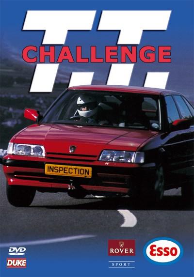 TT Challenge NTSC DVD