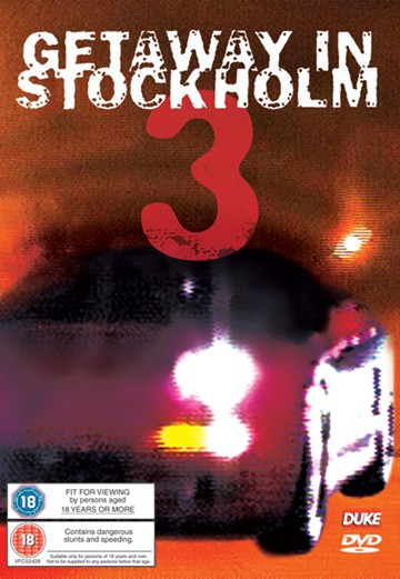 Getaway in Stockholm 3 DVD - click to enlarge