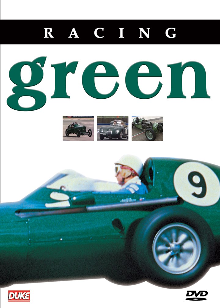 Racing Green DVD