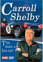 Carroll Shelby NTSC DVD