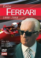 The Enzo Ferrari Story DVD
