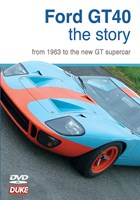 The Ford GT40 Story DVD