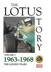Lotus Story Vol. 3 DVD