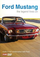 The Ford Mustang Story DVD