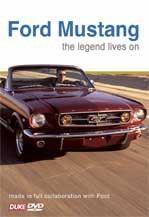 Ford Mustang NTSC DVD