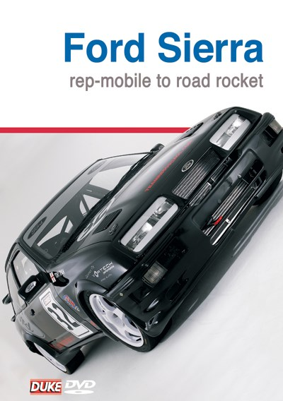 Ford Sierra Rep-mobile to Road Rocket DVD
