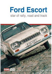 Ford Escort - Star of Rally Road and Track