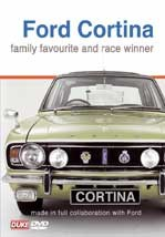 Ford Cortina Family Favourite & Race Winner DVD