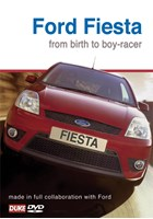 Ford Fiesta the Story DVD