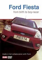 Ford Fiesta Story NTSC DVD