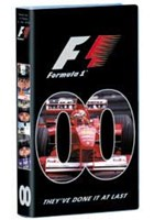 F1 2000 Official Review - They've Done It at Last VHS