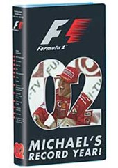 F1 2002 Official Review - Michael's Record Year VHS