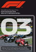 Official Formula One Review 2003 DVD