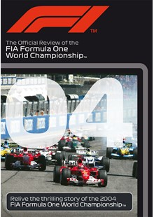 F1 2004 Official Review DVD