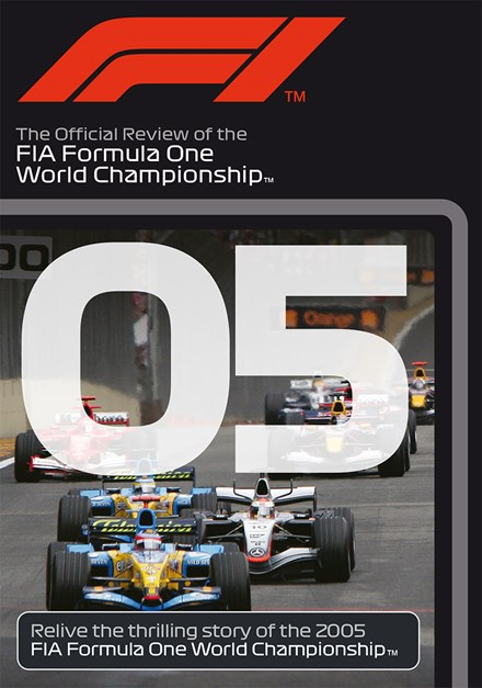 F1 2005 Official Review DVD