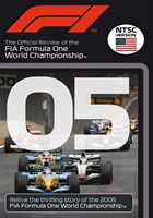 F1 2005 Official Review NTSC DVD