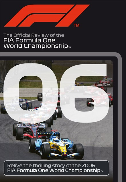 F1 2006 Official Review DVD