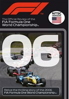 F1 2006 Official Review NTSC DVD