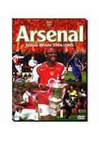 Arsenal 2004/2005 Season Review (DVD)