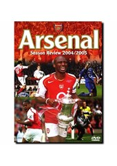 Arsenal 2004/2005 Season Revie